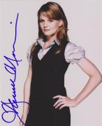 Once Opon A Time Jennifer Morrison Signed 8x10 Photo