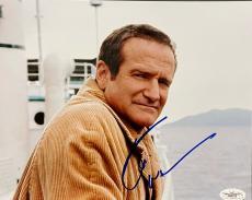 One Hour Photo Robin Williams Signed 8x10 Photo JSA