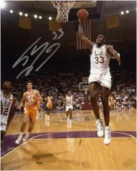 "Shaquille O'Neal LSU Tigers Autographed 8"" x 10"" Photograph"