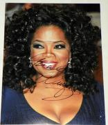 Oprah Winfrey Autographed Signed 11x14 Glossy Photo AFTAL