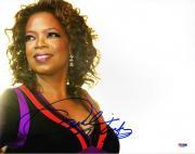 Oprah Winfrey Autographed Signed 11x14 Photo UACC RD PSA AFTAL