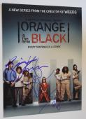 ORANGE IS THE NEW BLACK Cast Signed Autograph 11x14 Photo Taylor Schilling +6 VD