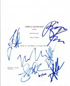 ORANGE IS THE NEW BLACK Cast Signed Autographed Pilot Script by 5 COA VD