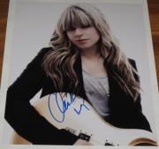 Orianthi Signed 11x14 Photo Autograph This Is It Michael Jackson Coa B