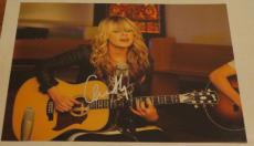 Orianthi Signed 11x14 Photo Autograph This Is It Michael Jackson Coa D