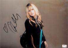 Orianthi Signed Autographed 10x15 Photo Michael Jackson Alice Cooper GA758170