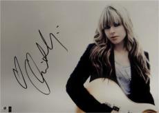 Orianthi Signed Autographed 10x15 Photo Michael Jackson Alice Cooper GA758171