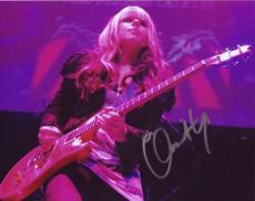 ORIANTHI signed *THIS IS IT* 8X10 MICHAEL JACKSON PROOF