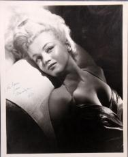 Original 8×10 Photo of Marilyn Monroe – Silver Bromide Print Never Pubished by Frank Powolny