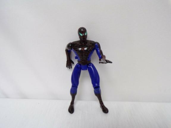 ORIGINAL Vintage 1995 Toy Biz Marvel Spiderman Spider Sense Action Figure