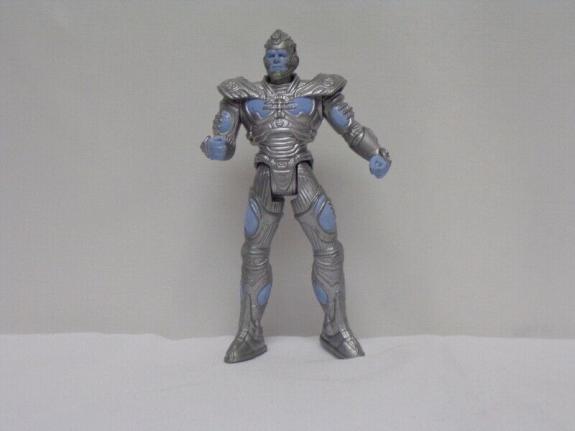 "ORIGINAL Vintage 1997 Kenner Batman Mr Freeze Schwarzenegger 5"" Action Figure"