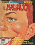 ORIGINAL Vintage June 1986 Mad Magazine #263 Golden Girls Sherlock Holmes