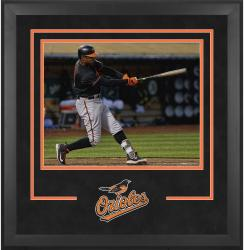 "Baltimore Orioles Deluxe 16"" x 20"" Horizontal Photograph Frame - Mounted Memories"