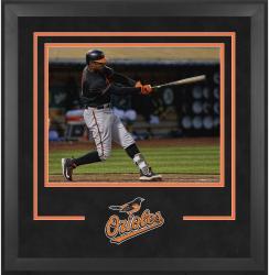 """Baltimore Orioles Deluxe 16"""" x 20"""" Horizontal Photograph Frame"""