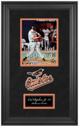 "Baltimore Orioles Deluxe 8"" x 10"" Team Logo Frame - Mounted Memories"