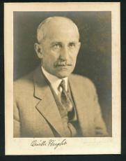 Orville Wright Signed 7.25x9.25 Photo Autographed BAS #A03166