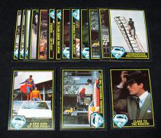 Over (21,000) 1983 Topps Superman 3 Trading Cards ^ Nm/Mt