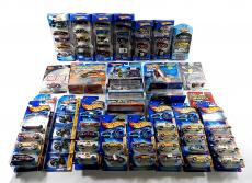 Over (70) Hot Wheels Toy Cars & Gift Packs ^ John Glenn Zero-G Hot Rod Magazine