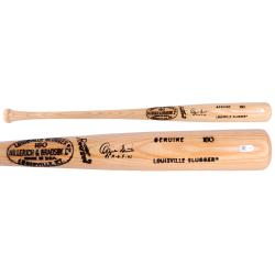 "Ozzie Smith St. Louis Cardinals Autographed Louisville Slugger Bat with ""HOF '02"" Inscription"