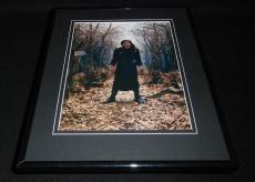 Ozzy Osbourne 2001 in Woods Framed 11x14 Photo Display