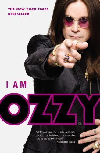 Ozzy Osbourne 2011 I Am Ozzy Softcover Book