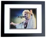 Ozzy Osbourne Signed - Autographed Heavy Metal - Black Sabbath Singer 11x14 inch Photo - BLACK CUSTOM FRAME - Guaranteed to pass PSA or JSA