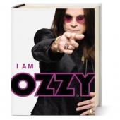 Ozzy Osbourne Autographed Signed I Am Ozzy Book AFTAL