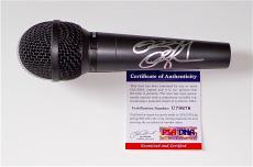 Ozzy Osbourne Black Sabbath Signed Microphone Psa Coa U78676