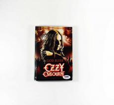 Ozzy Osbourne 'God Bless Ozzy Osbourne' Autographed Signed DVD Certified PSA/DNA
