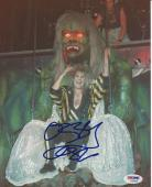 OZZY OSBOURNE Signed 8 x10 CONCERT PHOTO with PSA/DNA COA