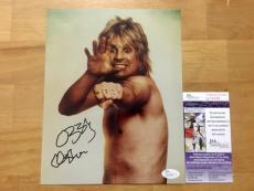 Ozzy Osbourne Signed 8x10 Photo Black Sabbath JSA Coa