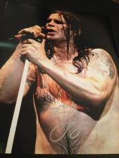 OZZY OSBOURNE SIGNED AUTOGRAPH 11x14 PHOTO BLACK SABBATH PROMO IN PERSON COA X2