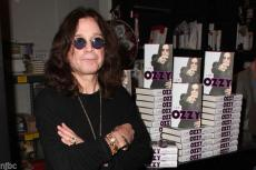 "Ozzy Osbourne Signed Autographed  Book ""i Am Ozzy"" + 10 Real Photos From Signing"
