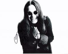 Ozzy Osbourne Signed - Autographed Concert 11x14 inch Photo - Guaranteed to pass PSA or JSA - Black Sabbath
