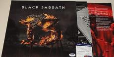 "Ozzy Osbourne Signed Black Sabbath Brand New ""13"" Record Album Lp Psa/dna U78523"