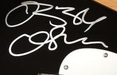 Ozzy Osbourne Signed Guitar Black Sabath Psa/dna Loa Coa