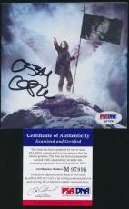 Ozzy Osbourne Signed Scream Cd Booklet Cover Psa/dna Authentic #m97996