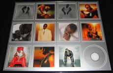P Diddy Forever 1999 Framed 16x20 CD & Photo Display Sean Puff Daddy Combs