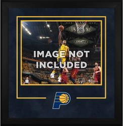 "Indiana Pacers Deluxe 16"" x 20"" Frame"