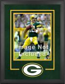 "Green Bay Packers Deluxe 16"" x 20"" Vertical Photograph Frame with Team Logo"
