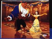 Paige O'Hara Signed 11x14 Beauty & The Beast Photo PSA/DNA Cert# 4A23091