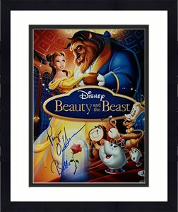PAIGE O'HARA Signed 11x14 Photo #1 BEAUTY AND THE BEAST Auto w/ Beckett BAS Coa
