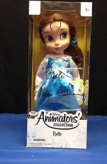 Paige O'Hara Voice of Belle from Beauty and The Beast Signed Belle PSA # Y09479