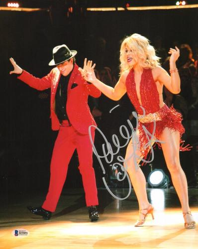 Paige VanZant Signed 11x14 Photo BAS Beckett COA UFC Dancing with the Stars Auto