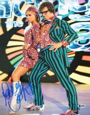 Paige VanZant Signed 11x14 Photo BAS COA UFC Dancing with the Stars Austin Power