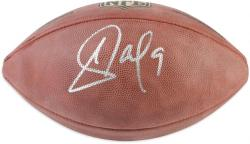 Carson Palmer Autographed Football - Duke Mounted Memories