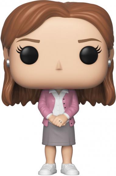 Pam Beesly The Office #872 Funko Pop! Figurine