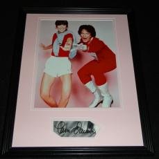 Pam Dawber Signed Framed 11x14 Photo Display Mork & Mindy w/ Robin Williams C