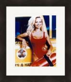 Pamela Anderson 8x10 photo (Baywatch) Image #2 Matted & Framed