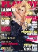 Pamela Anderson Autographed January 2011 Playboy Magazine - BAS COA